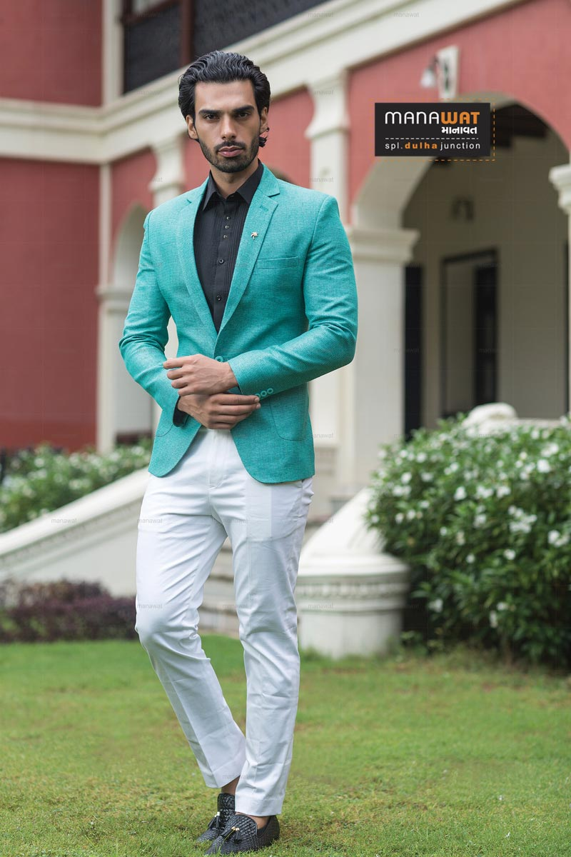 Men Wedding Suits by Manawat | Latest collection of Suits for Men