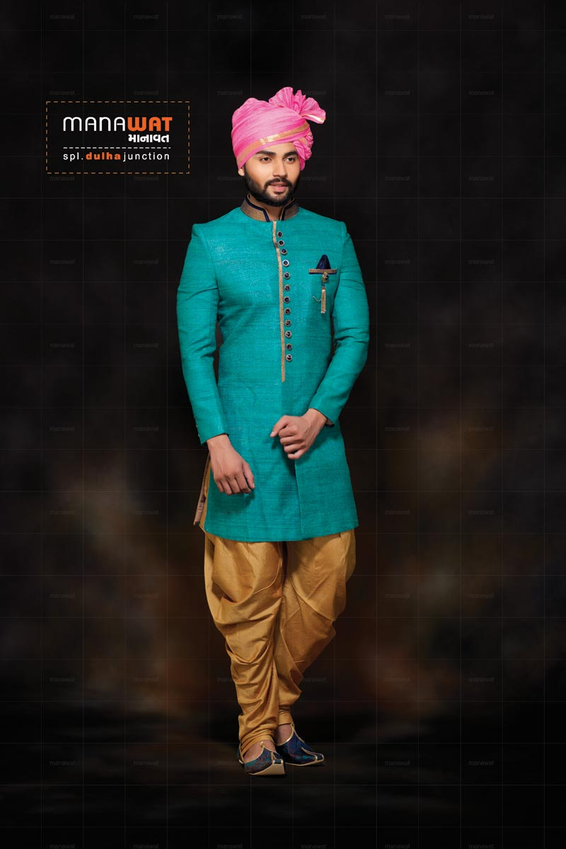 Dulha Collection | Groom Wedding Collection in Ahmedabad