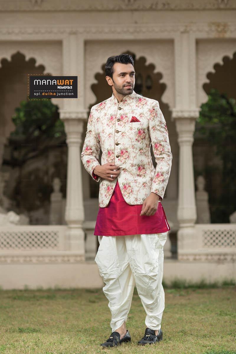 Designer Mens Jodhpuri Suits By Manawat